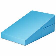 Incline Wedge Ramp Mat Indoor Gymnastics Exercise Mat Fitness Tumbling Blue