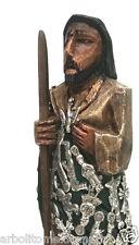 Saint Jude Thaddeus / San Judas Tadeo /Mexican Folk Art Wood Sculpture Small
