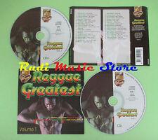 CD REGGAE GREATEST VOL 1 compilation 1999 BOB MARLEY SANCHEZ PAPA SAN (C29)