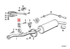 Genuine BMW E12 E23 E24 E28 E30 E32 Exhaust Support Bracket OEM 18211175445