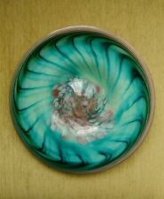 Glass Plate Ornament