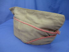 WWII US Color Piped Garrison Cap  #63