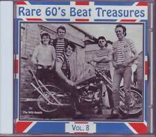 Specialmente-RARE 60's BEAT Treasures volume 8 CD