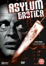 Asylum Erotica (DVD, 2005) Cert 18 Horror. New