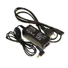 AC Adapter charger supply cord for Toshiba Mini NB500-107 NB550D-109 NB550D-10G