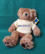 "Russ Berrie - Brittany Ferries Bear 12"" Plush"