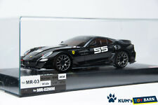 Kyosho Mini-z Body Ferrari 599XX Homestead 2010 No.55 MZP216BK FINE HAND POLISH