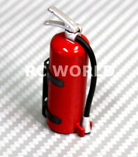 RC 1/10  Scale Truck  Accessories FIRE  EXTINGUISHER W/ Holder + Hardware