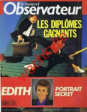 Le nouvel observateur n°1385 23/05/1991 Edith Cresson Chris Waddle OM Éducation