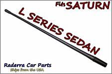 "FITS: 00-02 Saturn L Series  - 13"" SHORT Custom Flexible Rubber Antenna Mast"
