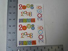 Mrs. Grossman'S 2008 Reflections Stickers 2007 Retired Vintage A2323