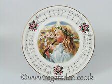 Royal Doulton  Christmas Plate 1985