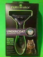 Furminator deShedding Tool~10+ Lb Cats~Brand New~Sealed Box~Reserve Met~Bid @ $7