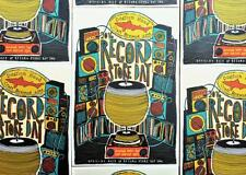 """Record Store Day 2016 Dogfish Head Craft Brewed Ale Poster Poster 14"""" X 21"""" NEW"""
