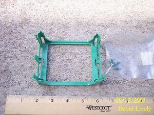 NEW Dell Green 3Y573 Optiplex SX260 HEATSINK CPU Bracket w/screws CN-03Y573