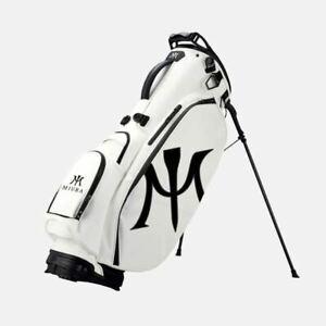 Miura White Stand Golf Club Bag 2.0