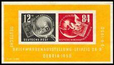 DDR Block 7 - 101  , gestempelt , - Auswahl aus den Blöcken  7 - 101
