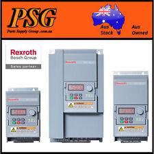 0.4kW VSD VFD AC Drive Frequency Inverter 200 - 240 V Input, Bosch Rexroth
