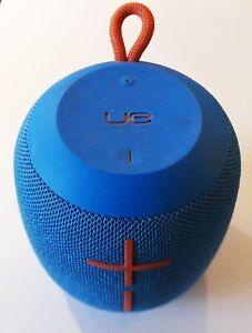 Ultimate Ears Wonderboom S-00163, Bluetooth Lautsprecher, blau - sehr gut