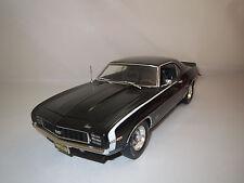 """Highway 61  Chevrolet Camaro  SS  396  """"1969""""  (schwarz) 1:18  ohne Verpackung !"""