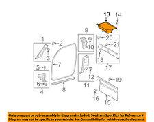 TOYOTA OEM 07-11 Tundra Interior-Luggage Compart Right 644290C010E0