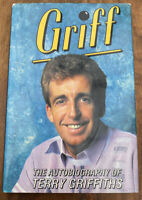 Griff: Autobiography of Terry Griffiths with Julian Worthington - HB - 1989