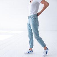 Levi's Boyfriend hellblau Damen Jeans DE 40 / US W32 L32