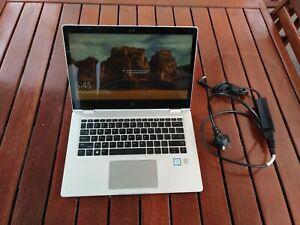 HP Elitebook x360 1030 G2 8GB, 512GB SSD Intel Core i5-7200U