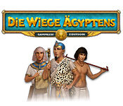 Die Wiege Ägyptens - Sammleredition - Cradle of Egypt - XP / VISTA / 7 / 8 / 10