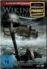 Wikinger Saga Box (2 DVDs) 6 Filme  - NEU & OVP