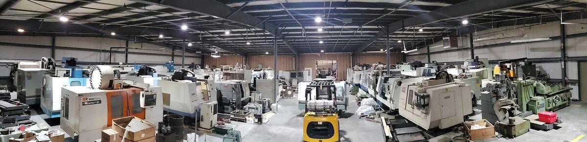 Hi-Tech Machinery Inc