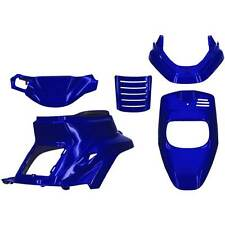 KIT 5 PEZZI CARENE BLU METAL MBK 50 SP Booster Spirit E2 2002-2002
