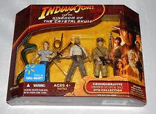 Indiana jones/mutt williams/colonel dovchenko commémorative-set 2-Hasbro