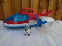 Paw Patrol Air Patroller Plane + Robo Dog 🐾