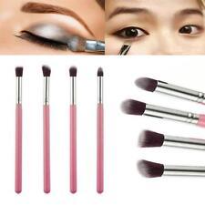 4Pcs Makeup Cosmetic Tool Eyeshadow Powder Foundation Blending Brush Set New