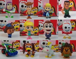 Disney Pixar Toy Story 4 Blind Bag Mini Figure Series 2 > PICK CHARACTER <