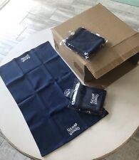 Lot of 24 Blue Germ Guard Travel Towels