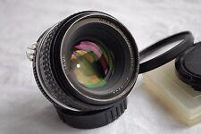 Nikon NIKKOR 50mm f/1, 8, AIS, made in Japan, F. analogico e digitale