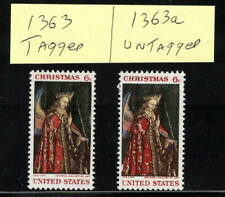 Us.1363a. Untagged & 1363 Tagged Angel Gabriel. Mnh