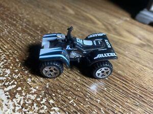 RYAN NEWMAN #12 Alltel Hot Wheels ATV 4 Wheeler NASCAR