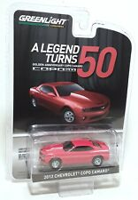 GREENLIGHT 1/64 ANNIVERSARY SERIES 8 2012 CHEVROLET COPO CAMARO