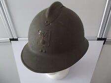 Frankreich militaire francais  Adrian-Helm WW II  casque regis ultima Infanterie