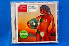 We Love Italo Disco - Master Blaster - CD