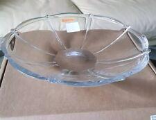 Crystal Glass Fruit Bowls, Display Centerpiece, Tableware, Modern Home Art Decor