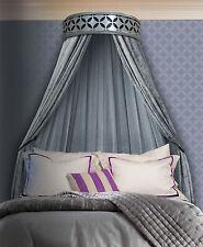 Elegant Geo-Cstar Handcrafted Bed Crown - Canopy - Teester