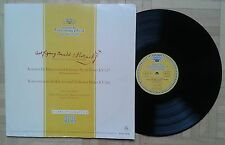 S855 MOZART PIANO CONCERTOS KV 537 & KV 382 CARL SEEMANN DG DGG 18143 LPM