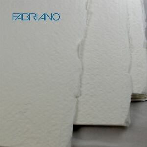 Fabriano Artistico Paper Sheet packs 640gsm Rough Heavy weight watercolour paper