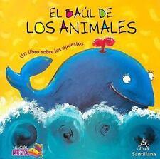 El baul de los animales. Un libro sobre los opuestos (Coleccion El Baul /