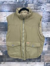 Outback Trading Company Men's Brown 2951 North Country Reversible Vest