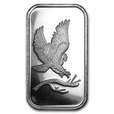 USA SilverTowne Eagle 999 Silber Silberbarren 1 oz Unze Adler Eingeschweißt